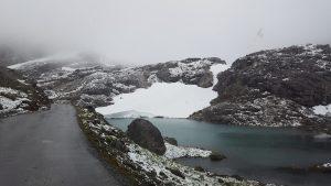 Jondal Fonna Clacier Ski Resort