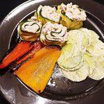 Thunfisch Zucchiniröllchen